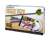 First Railroad Track Pack