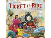 Ticket To Ride India (Map 2)