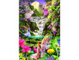 Waterfal Fairies 500Pc