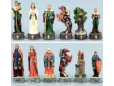 Polyresin Chess Pieces Robin Hood