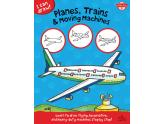 I Can Draw! Planes, Trains & Moving