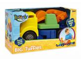 Big Tuffies Digger Truck