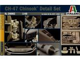 Ch-47 Chinook Detail Set 1/48