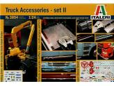 Truck Accessories Set Ii 1/24