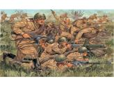 Russian Infantry Wwii 1/72
