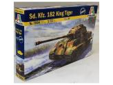 Sd. Kfz. 182 King Tiger 1/72