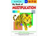 My Book Of Multiplication 6.7.8