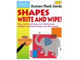 Shapes Write & Wipe! Flash Cards