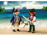 Pirate & Soldier Duo Pack