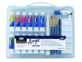 Acrylic Art Set (21 Pc)