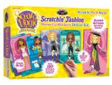 Scrathin' Fashion Dress-Up Stickers Delu