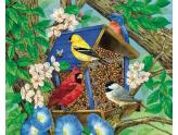 Breakfast Birdhouse 1000Pc