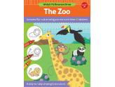 Watch Me Read & Draw The Zoo