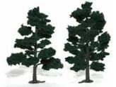 "6-7"" Dark Green Trees"