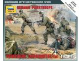 German Paratroops 1/72 (Snapfit)