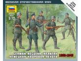 German Regular Infantry 1/72